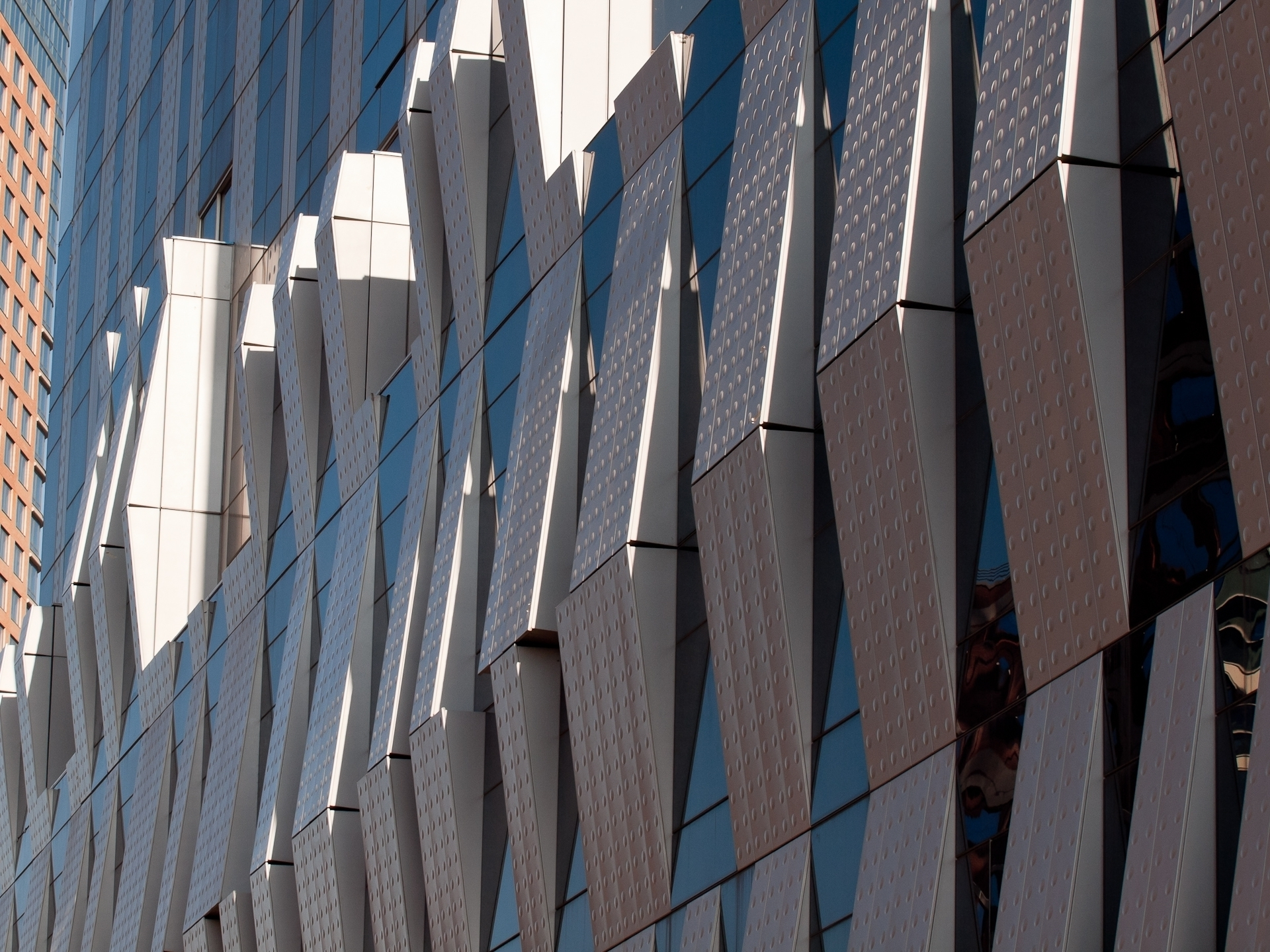 Curtain wall architecture 2